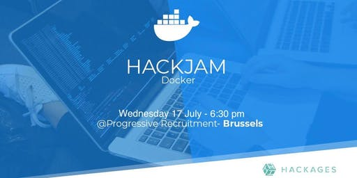 HackJam Workshop on Docker