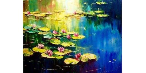 Monet Water Lilies - Brisbane