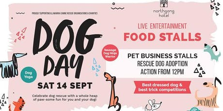 North Gong Dog Day 2019 tickets