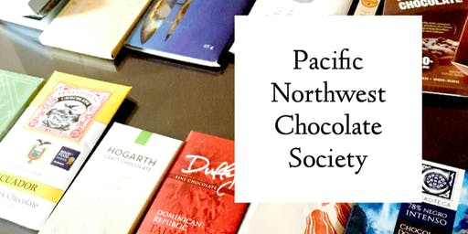 PNW Chocolate Society July Meet Up at Intrigue Chocolate and Coffeehouse