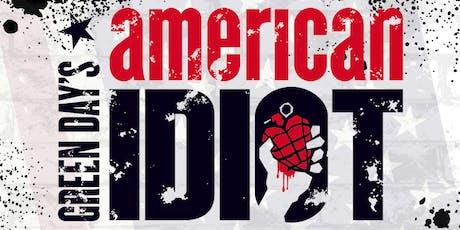 American Idiot  tickets