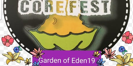 CoreFest: Garden of Eden 2019 tickets