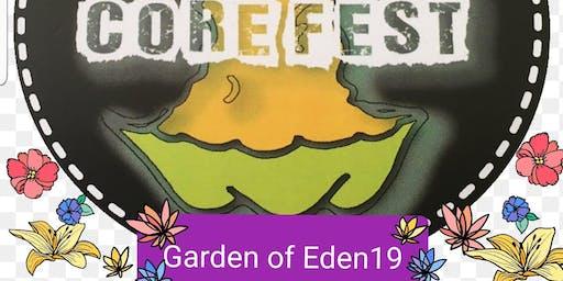 CoreFest: Garden of Eden 2019