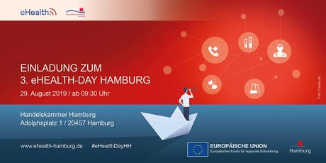 3. eHealth-Day Hamburg Tickets