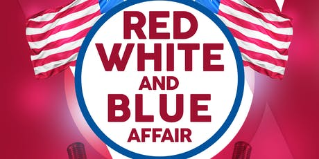 The RED, WHITE and BLUE Affair tickets