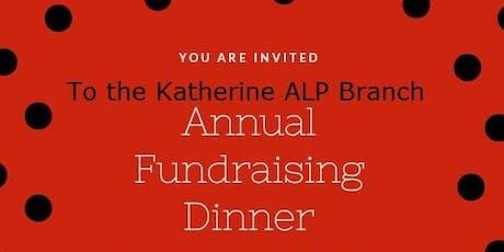 Katherine ALP Branch Fundraising Dinner tickets