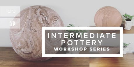 Intermediate Pottery Term 3 tickets