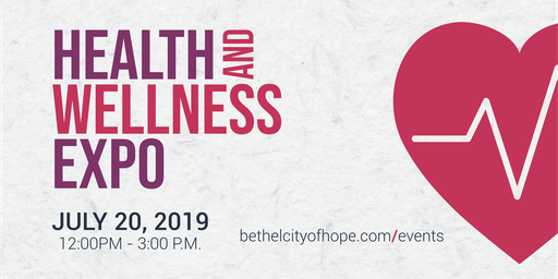 2019 Health & Wellness Expo