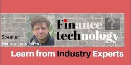 Career Move to Fintech (from Traditional Engineering). Speaker Michael van Steen tickets