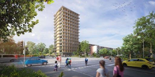 "Cluster innovativ: ""Holz hoch hinaus - Mehrgeschossiger Holzbau im Nord-Schwarzwald"""