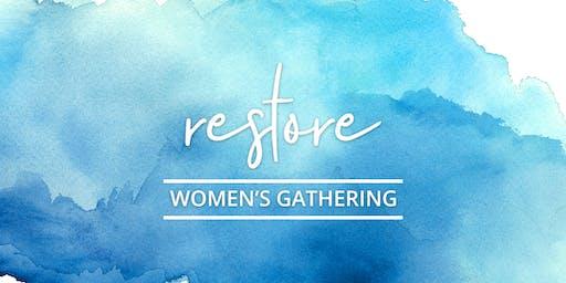 Restore - Womens Gathering 2019