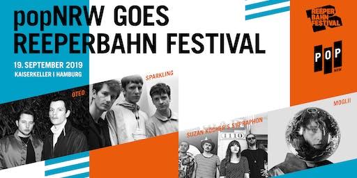 popNRW goes Reeperbahn Festival 2019