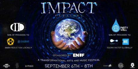 IMPACT Festival tickets
