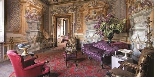 Dimore Storiche - visita a Casa Mondo, Villa Filangieri e Palazzo Nucci