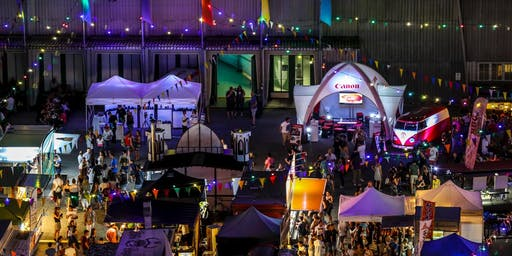 Canon Academy beim Streetfood Festival Basel