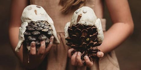 Mini's Yoga & Nature Craft Workshop (for 5/8 year olds)  tickets