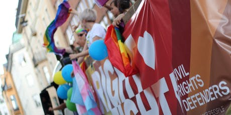 Art & Culture to Raise Awareness of LGBTI+Rights in Repressive Environments tickets