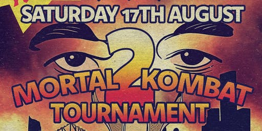 Mortal Kombat 2 Tournament - BPAC 2019