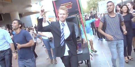 Perth's Onesie Street Sing-along tickets