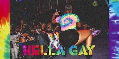 Hella Gay Dance Party tickets