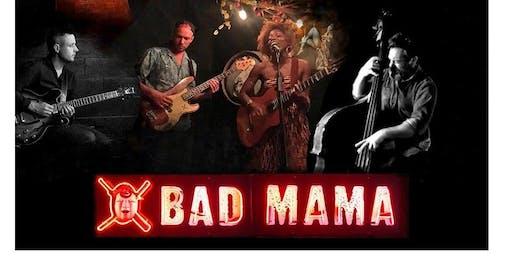 BAD MAMA'S LIVE BLUES JAM