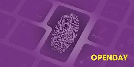 Open day e colloqui di selezione - X Edizione del Master universitario in Criminologia, Psicologia investigativa e Psicopedagogia forense biglietti