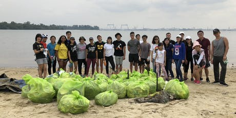Green Up! - A Coastal Cleanup at Pasir Ris Beach (21 July 2019) tickets