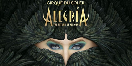 Cirque du Soleil in Miami - ALEGRIA tickets