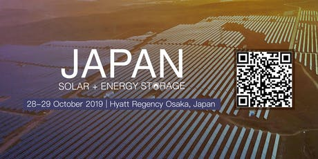 2nd Japan Solar + Energy  Storage 2019 tickets