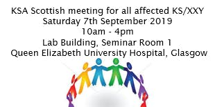 Klinefelter's Syndrome Association - Scottish meeting