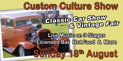 The Custom Culture Show