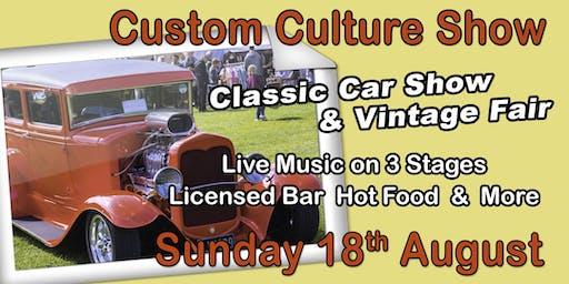 The Custom Culture Show