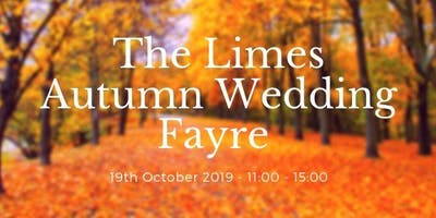 The Limes Autumn Wedding Fayre