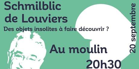 Le Schmilblic de Louviers billets
