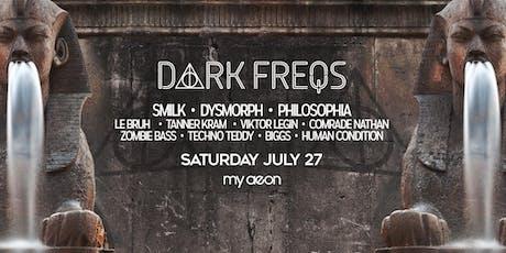 Dark Freqs 2.0 tickets