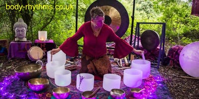 Soundbath Worcestershire- Retreat and Rest