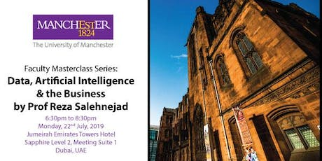 Masterclass: Data, Artificial Intelligence & the Business (MBA Taster) tickets