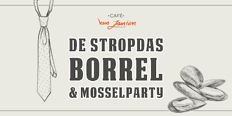 De Stropdasborrel & Mosselparty tickets