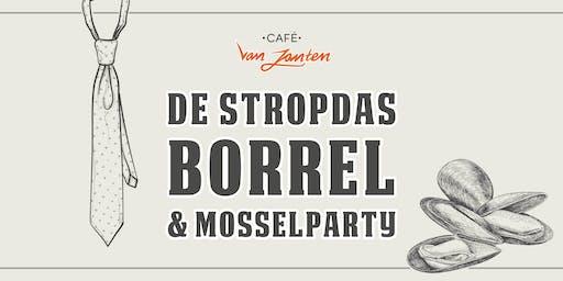 De Stropdasborrel & Mosselparty
