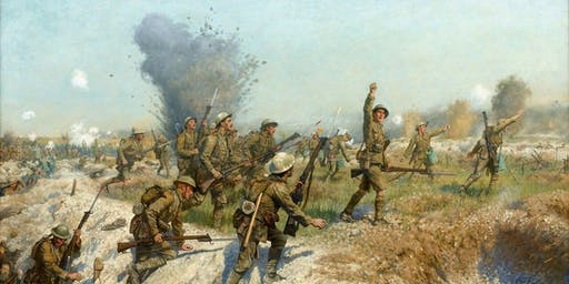 No17. The Somme: WW1 Family Story