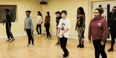 FREE Teens street dance class taster in Gillingham (limited spaces)