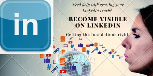 Become visible on Linkedin workshop