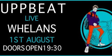 Uppbeat live at Whelans tickets