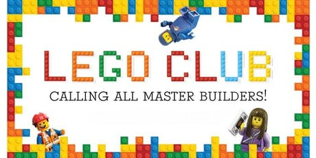 Hesters Way Library - Lego Club tickets