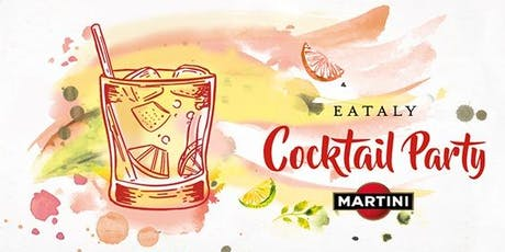 Martini Cocktail Party Tickets