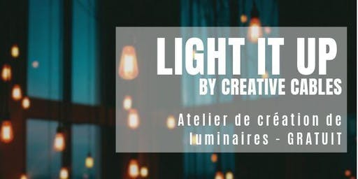 Light it up! by Creative Cables