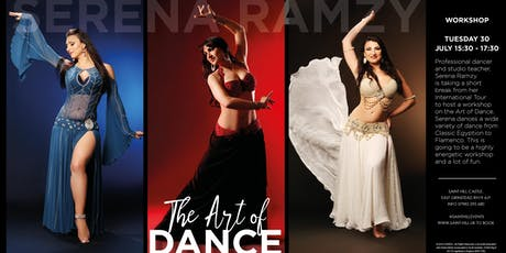 Art of Dance Workshop tickets
