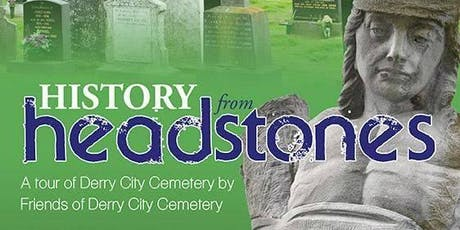 CROSS COMMUNITY WALKING TOUR OF DERRY CITY CEMETERY  tickets