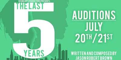 'The Last Five Years' Auditions