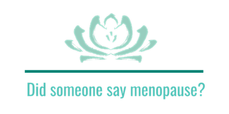 All things menopause tickets